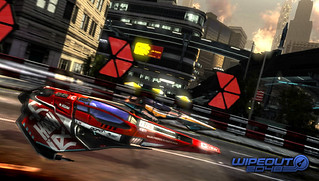 Wipeout 2048 for PS Vita | by PlayStation.Blog