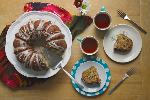 mom's sour cream coffee cake | by shutterbean
