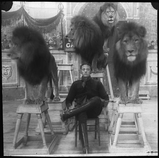 Lion tamer | by Tyne & Wear Archives & Museums