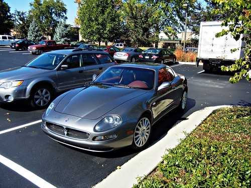 Maserati 4200 GT | by Hertj94 Photography