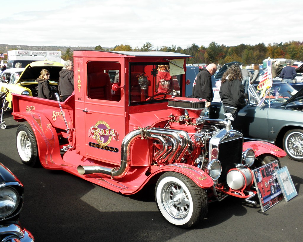 Hot Rod Dump Truck 1922 Ford Antique Hot Rod Dump
