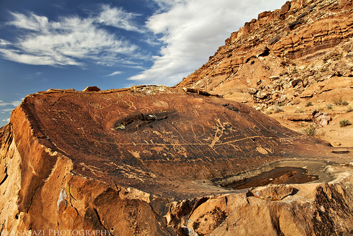 Boulder Top Petroglyphs