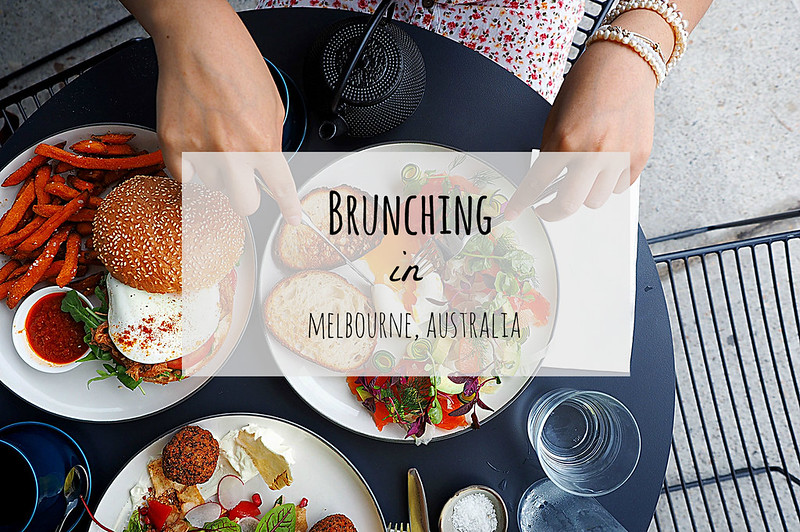 Brunching In Melbourne