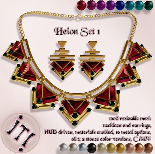 !IT! - Heion Set 1 Image