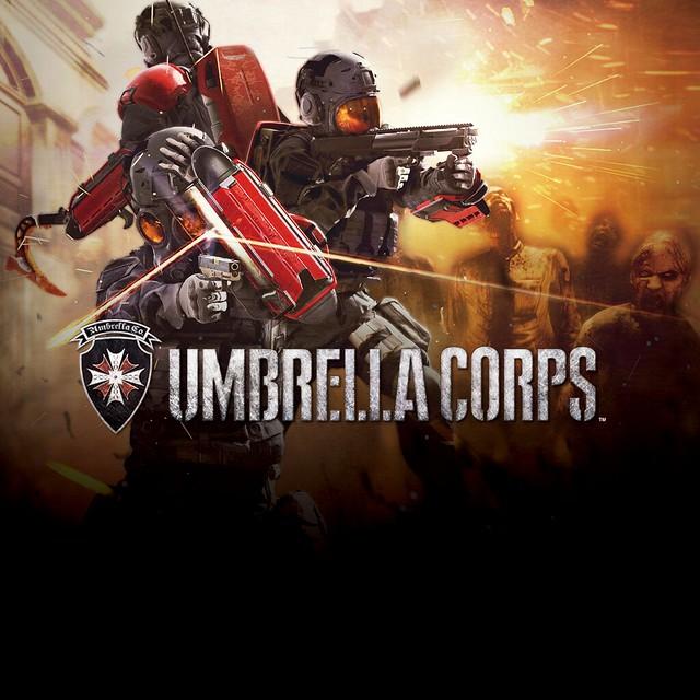 Umbrella Corps – Pré-Venda – PS4