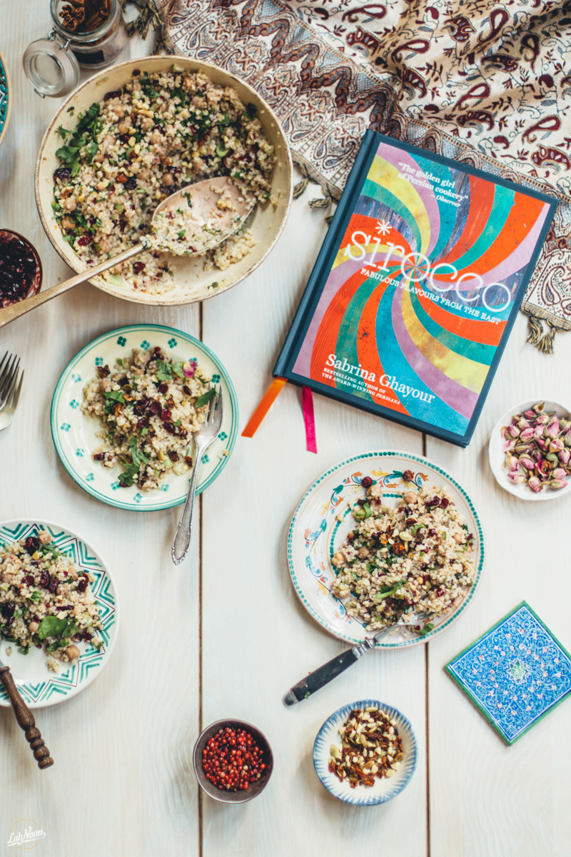 Sirocco Cookbook Review by Sabrina Ghayour | Lab Noon by Saghar Setareh-32