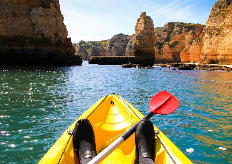 Exploring the Algarve Coast
