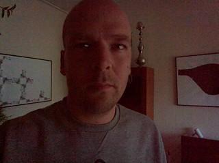 LG Nexus 5x Selfie mörker
