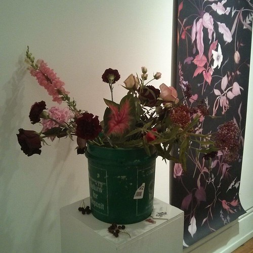 Raw material #toronto #nuitrose #flowers #westqueenwest