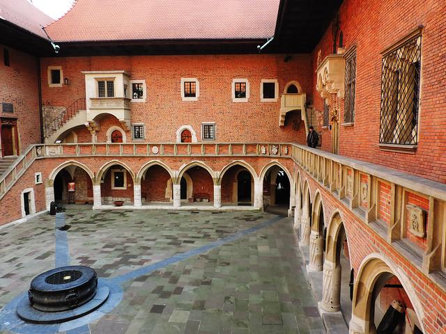 Krakow's Old Town: Collegium Maius, Krakow, Poland