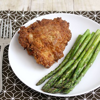 Easier Buttermilk Fried Chicken | by Tracey's Culinary Adventures