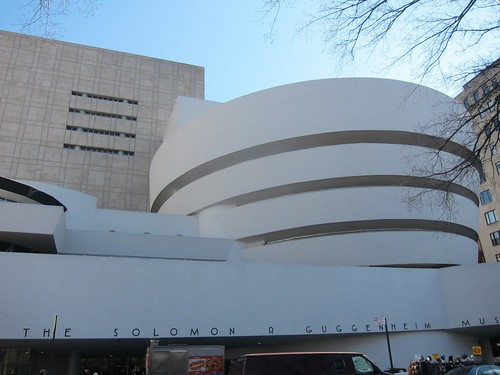 The Solomon Guggenheim Museum, New York. Nueva York