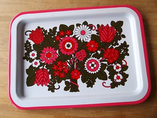 Flowery tray | by *Mirre*