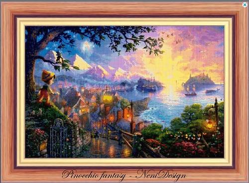 Pinocchio Fantasy