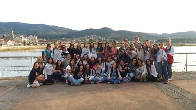 Viaje 2º bach - Camino de Santiago