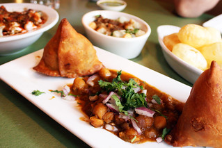 Samosas at Chaat Cafe | by Far Out City