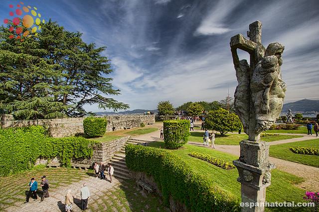 Monte O Castro, Vigo, Galícia
