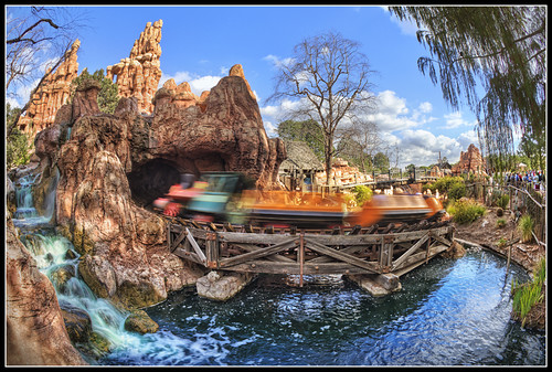 Big Thunder Mountain Railroad - One More Disney Day #10 - Disneyland | by Gregg L Cooper