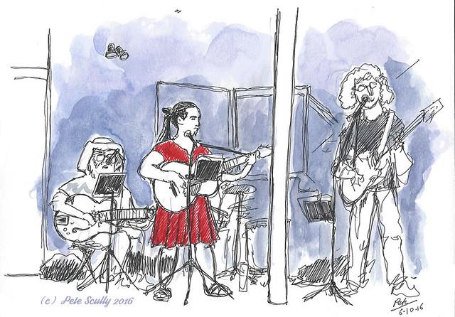 musicians in davis june 2016