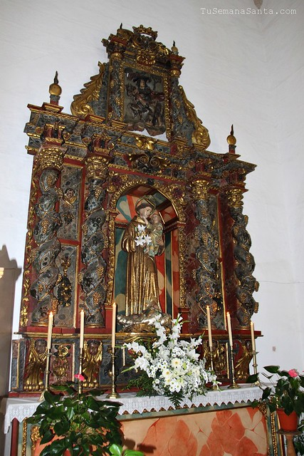 Tríduo a San Antonio de Padua