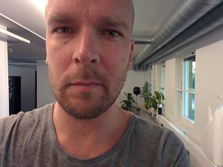 LG Nexus 5X selfie