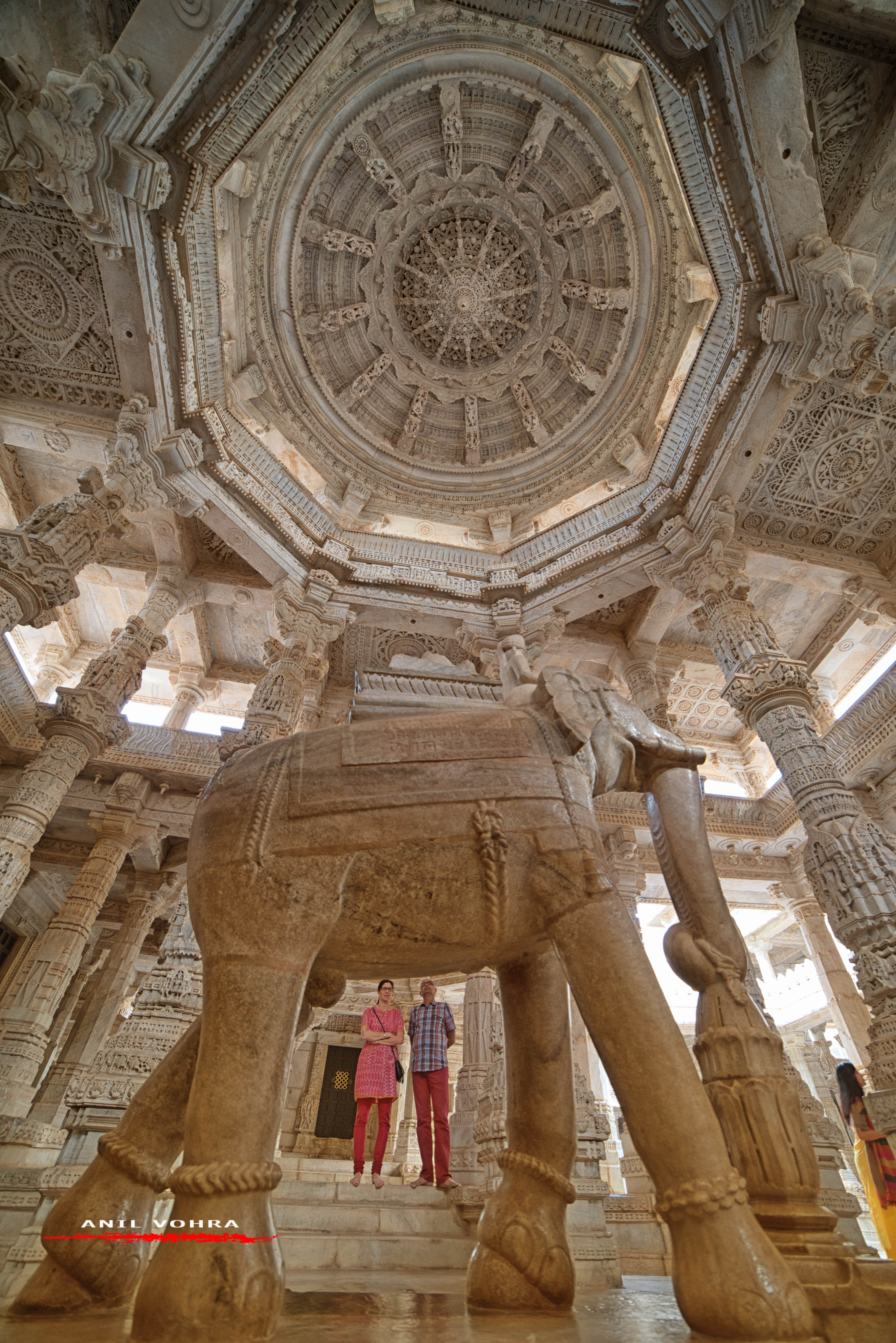 AV_Ranakpur Jain Temple
