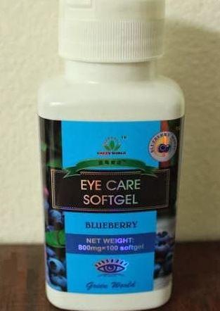 Harga Asli Eye Care Softgel Green World