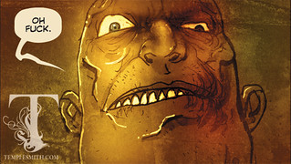 Oh F#@% | by Ben Templesmith