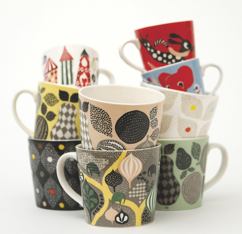 mugs by Littlephant | by AMM blog