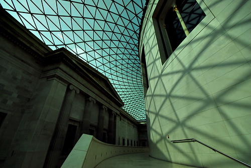 British Museum - The Great Court | by richwat2011