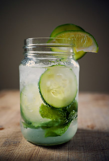 Cucumber Mojito Recipe | by CieraHolzenthal