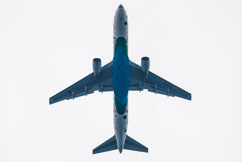 """""""ゆめジェット~You & Me~"""" JA8674 全日空 ANA Boeing 767-300"""
