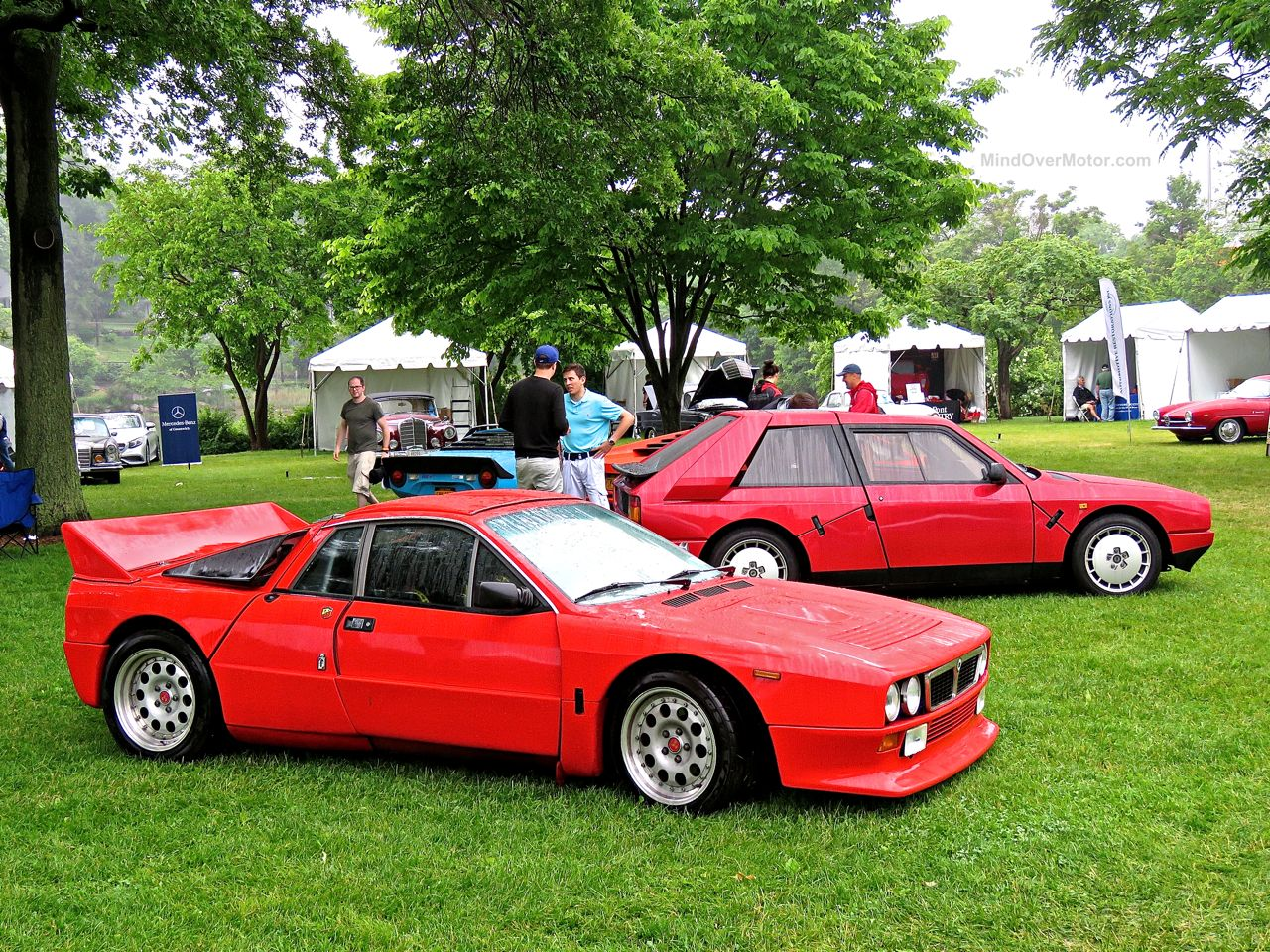 Lancia 037 Greenwich Concours 6