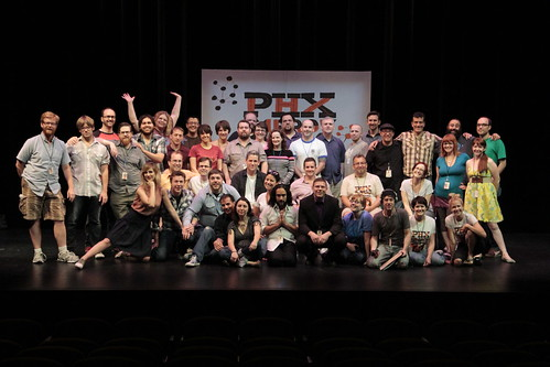 PIF 11 Cast Photo | by staceyrebecca