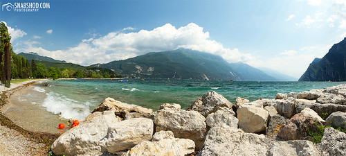 riva del garda - panorama shore (roadtrip to tuscany) | by Daniel Böswald