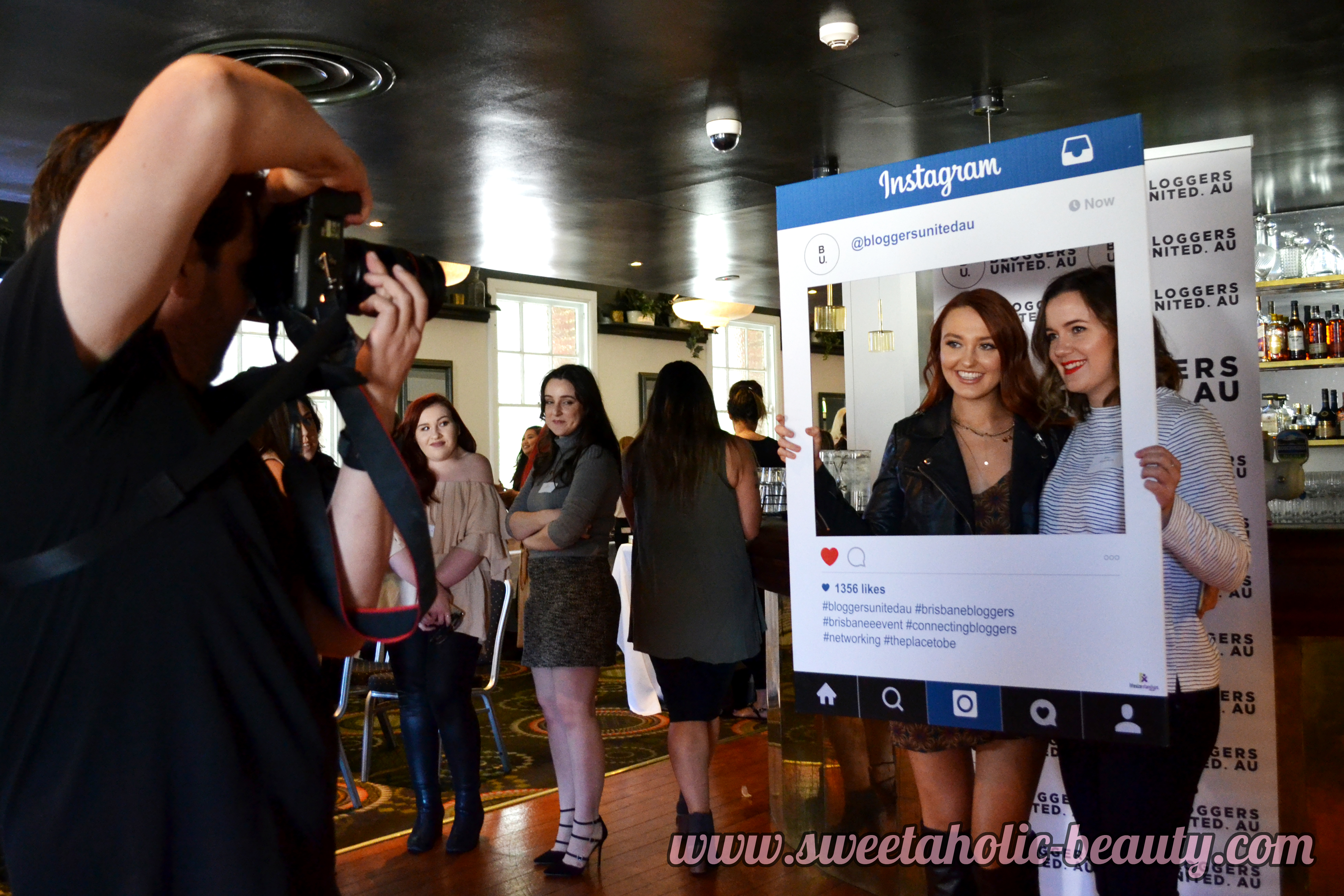 Bloggers United AU Brisbane Event Recap - Sweetaholic Beauty