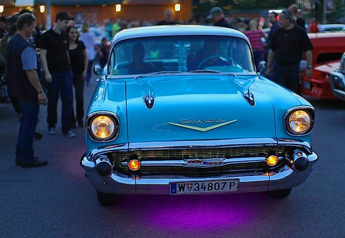 blue chevy | by try...error