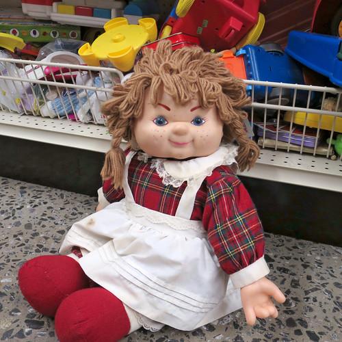 xmas doll