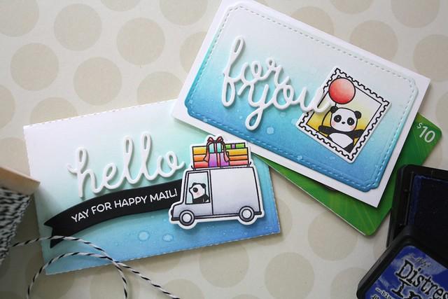 Mama Elephant-Happy Mail & Venice Envelope