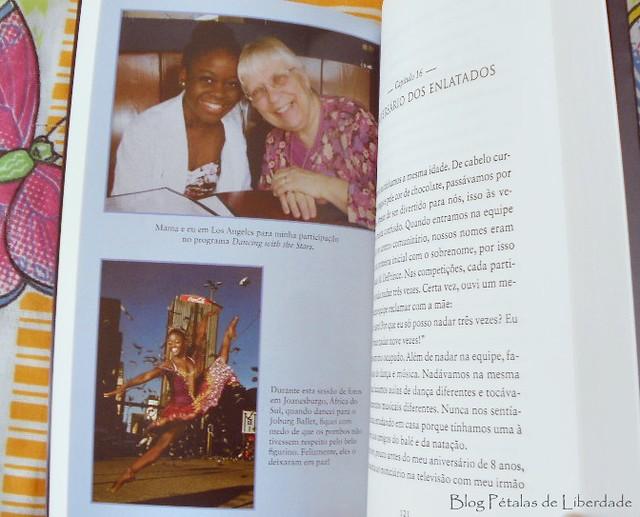 Resenha, livro, O-Voo-da-Bailarina, Michaela-DePrince, Elaine-DePrince, editora-BestSeller, opiniao, critica, fotos, bale, adoção, bailarina-negra, biografia, serra-leoa