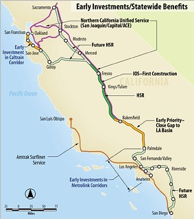 "CA HSR says ""Suck it"" to SF Peninsula NIMBYs 