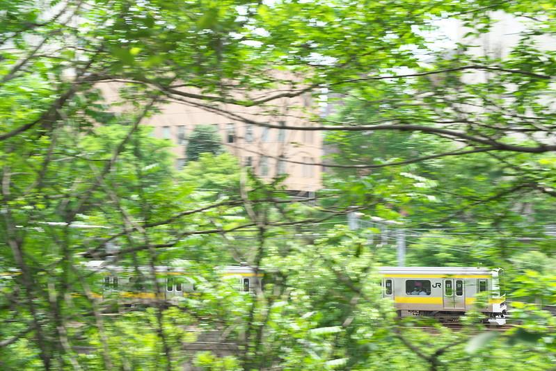 Tokyo Train Story 総武線 2016年5月31日