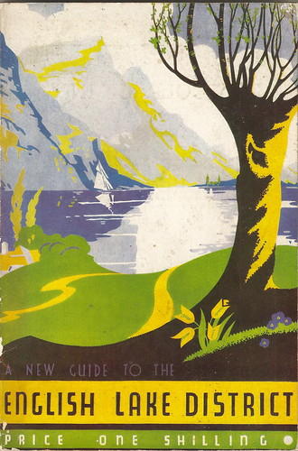 Guide to the English Lake District, c1936 | by mikeyashworth