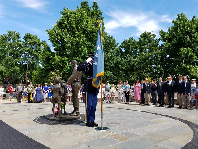 14th Annual Memorial Day Ceremony in Alexandria, Virginia
