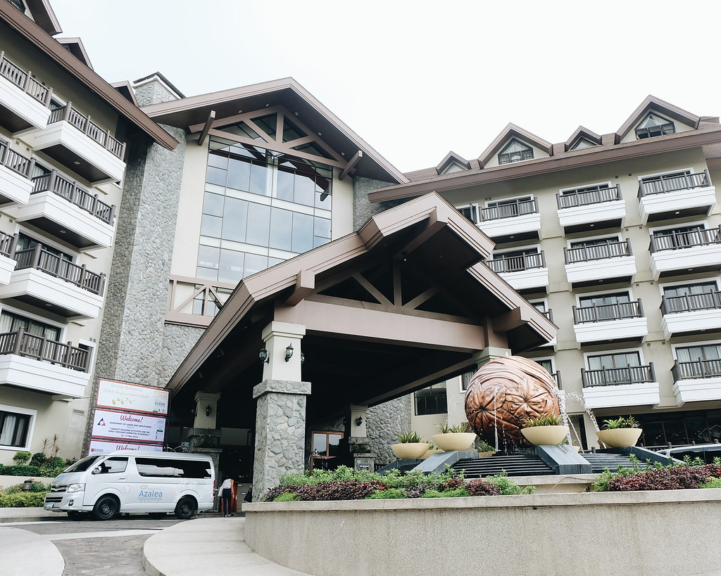 hotel in baguio azalea