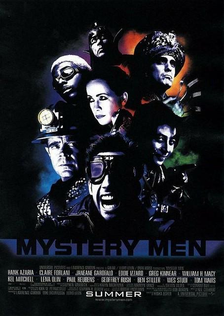 (1999) Mystery Men