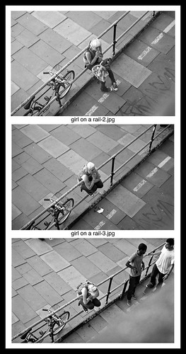 ContactSheet - girl on a rail | by BartmanSA
