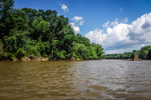 Goat Island in the Broad River-56