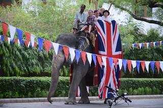 The Diamond Jubilee celebrations | by UK in India
