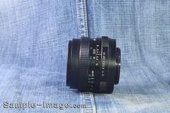 Pentacon Auto 50mm f/1.8 MC